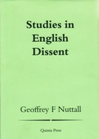 Studies in English Dissent