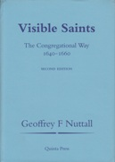 Visible Saints: The Congregational Way